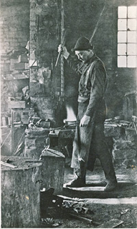 Pratt Blacksmith Shop