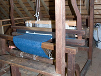 18th Century Working Loom